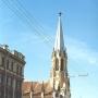 - Средний пр., 18Б - Лютеранская церковь Святого Михаила