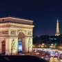 Четыре дня в Париже. Ночная прогулка.