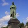 - м. Тверская - Памятник А. С. Пушкину на Пушкинской площади