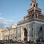 - Комсомольская площадь, д.2 - Казанский вокзал