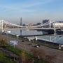 - м. Парк культуры - Крымский мост