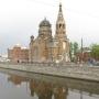 - набережная Обводного канала 116 - Храм Воскресения Христова