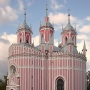 - ул. Ленсовета, 12 - Чесменская церковь