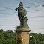- м. Невский проспект - Памятник Суворову
