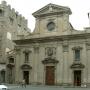 - Via del Parione, 3 - Церковь Санта-Тринита