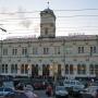 - Комсомольская пл., 3 - Ленинградский вокзал
