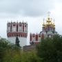 - 119435, Москва, Новодевичий проезд, д. 1 - Новодевичий монастырь