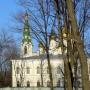 - Московский пр., 100 - Воскресенский Новодевичий монастырь