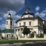 - Гиляровского ул., 35 - Церковь Филиппа Митрополита в Мещанской слободе