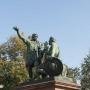 - Красная пл., 1/2 - Памятник Минину и Пожарскому