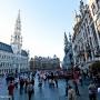 Брюссель: площадь Гранд Плас
