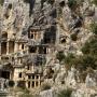 Западная Турция, город Мира древней страны Ликии
