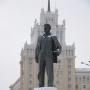 - Триумфальная площадь - Памятник Маяковскому